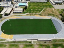 Edison High School Trusts in Beynon Sports BSS 200 Surface
