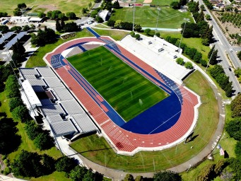 Buchanan High School – Veterans Memorial Stadium
