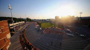 Tennessee Track & Field Hosts Thorpe Cup