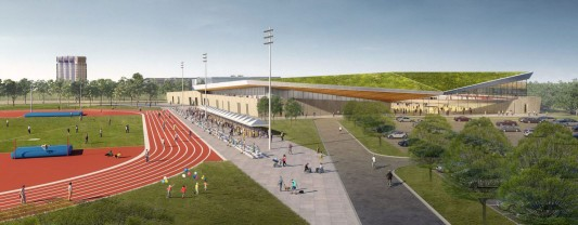 Playteck & Beynon to Provide Track Surfaces for 2021 Canada Games At Brock University