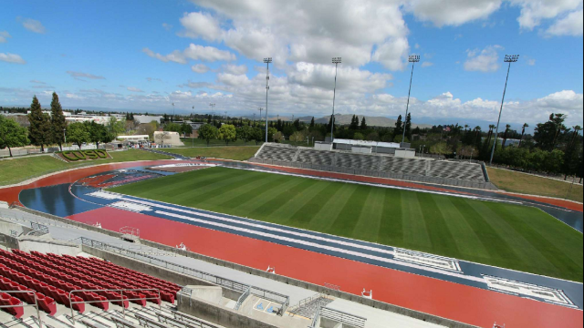 Resurfacing One Of California's Most Famous Track & Field Venues