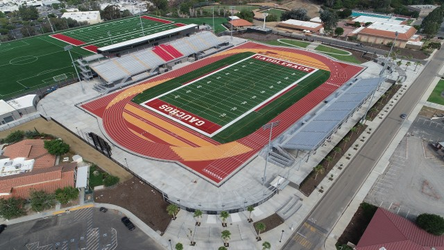 Beynon Sports & FieldTurf Team Up to Anchor New Saddleback College Sports Complex
