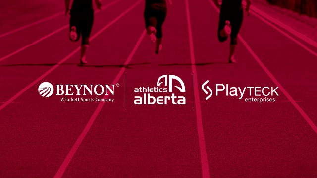 Playteck Enterprises, Beynon Sports Partner with Athletics Alberta