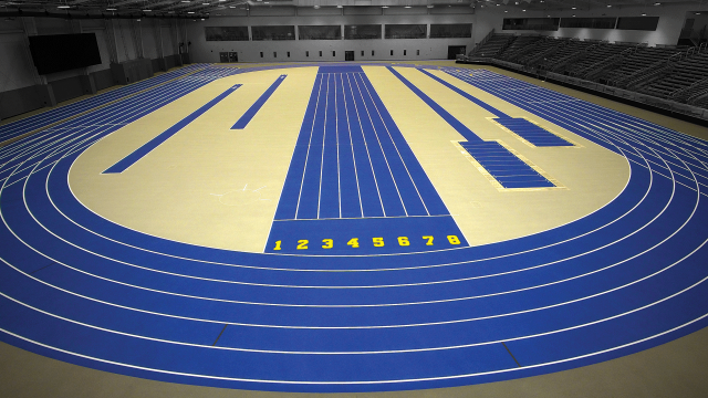 University of Michigan Indoor Track