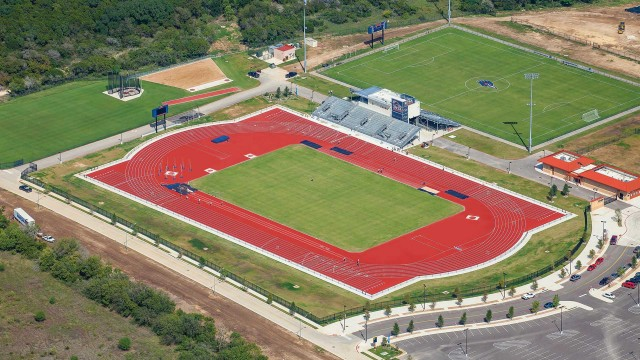 University of Texas San Antonio track field