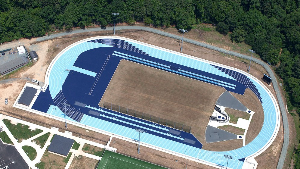beynon unc partner on dedicated home for tar heels track program