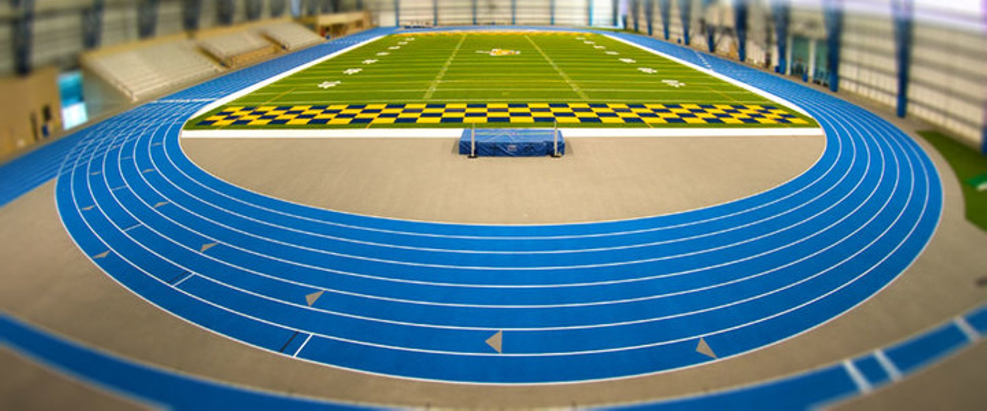 Welcome to the largest indoor track facility in the NCAA ...